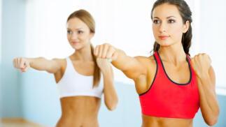 Defensa personal femenina: un mes de clases en Healthy Electrofitness y Formación