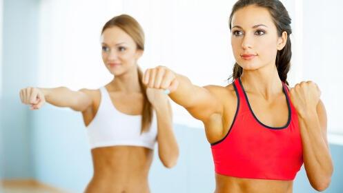 Defensa personal femenina: un mes de clases en + Healthy