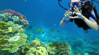 Bautismo de buceo en Cabo de Palos por 49€