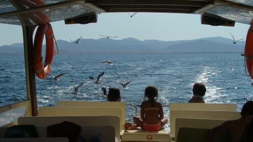 Ruta de baño Chillout en barco con bebida incluida por 13€