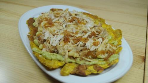 Sabores del mundo: Menú colombiano para 2 en El buen paladar