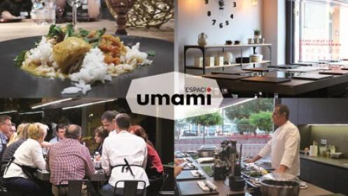 Espacio Umami: vive una experiencia gastronómica donde tú eres el protagonista