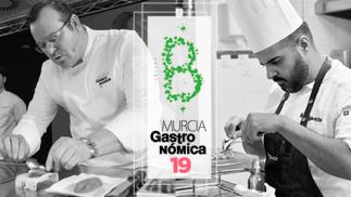 Pablo González y Barrigaverde Taberna en Murcia Gastronómica (9 nov)