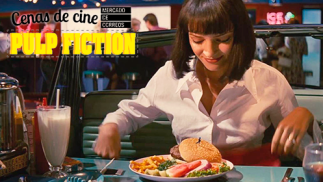 Cenas de cine con La Rockera y Pulp Fiction