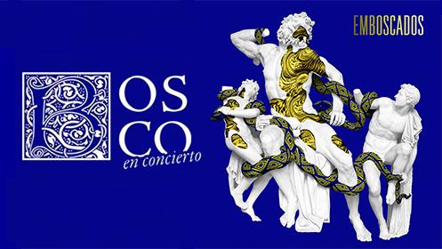 Bosco en concierto (14 feb)