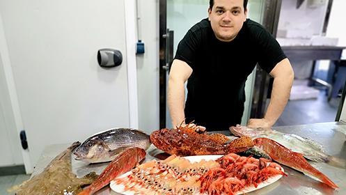Menú Promesas de la cocina Región de Murcia: El Refugio de Juanfran