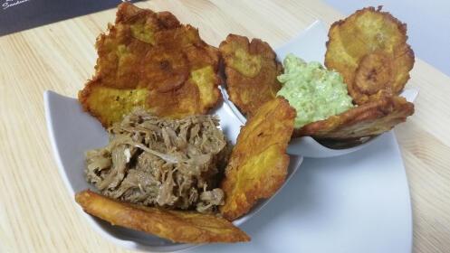 Sabores del mundo: Menú colombiano para 2