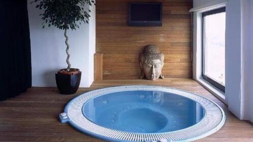 Hotel 525: 120 minutos de spa con las mejores vistas