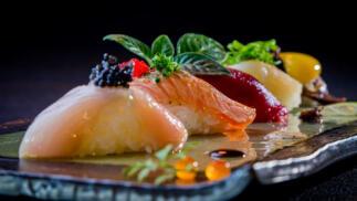 Umami Cocina Japonesa: menú degustación en terraza