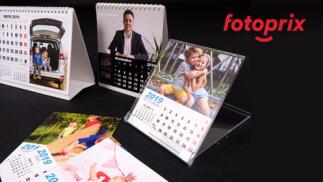 Calendarios con fotos 2020 FOTOPRIX