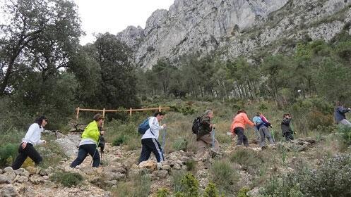 Escapada rural 2 noches a la Sierra de Benicadell de Alicante