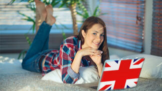 Curso de inglés con certificado en International English University