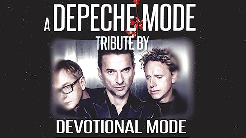 Entradas concierto Tributo a Depeche Mode (1 nov)
