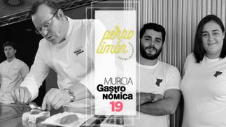 Pablo González y Perro Limón en Murcia Gastronómica (11 nov)