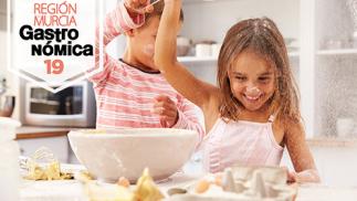 Menú infantil y ludoteca en Región de Murcia Gastronómica