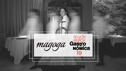 10 Nov: Menú de Restaurante Magoga en Región de Murcia Gastronómica