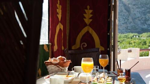 Joya de Ricote: noche de lujo con cena romántica en la habitación y mucho más