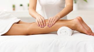 4 u 8 sesiones de masaje drenante manual