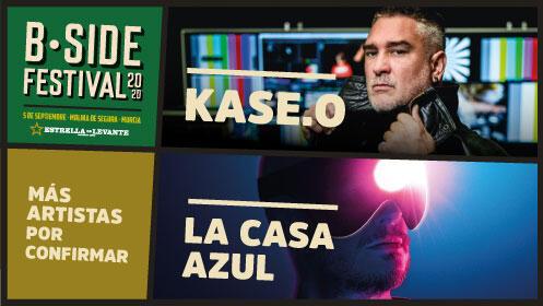 ¡Entradas B-Side Festival 2020! #InspírateParaLaVuelta