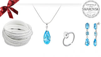 Caja de regalo Swarovski Crystal