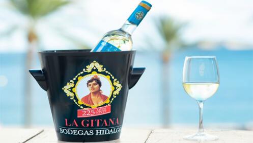Caja 6 unidades de vino Rosa Nautica 2017 (Albariño) 75 cl