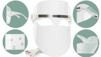 Máscara LED Anti Acné