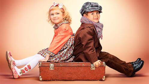 Curso online Corte Confección de Costura Infantil