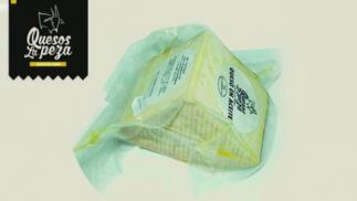 4 quesos (1,7 kg) de CABRA artesanales de Sierra Nevada