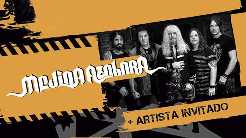 Entradas concierto Mägo de Oz Y Medina Azahara en Murcia (8 jun)