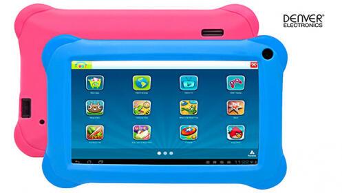 Tablet Niños 7´´ Quad Core 8GB Android Denver