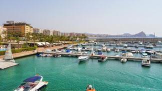 Águilas: escapada Hotel Puerto Juan Montiel: