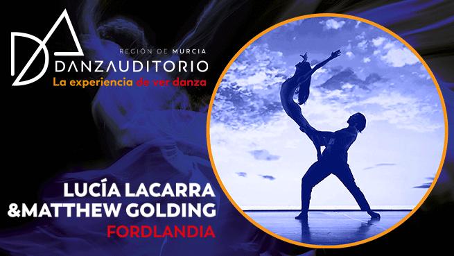 DanzAuditorio: Lucía Lacarra & Matthew Golding