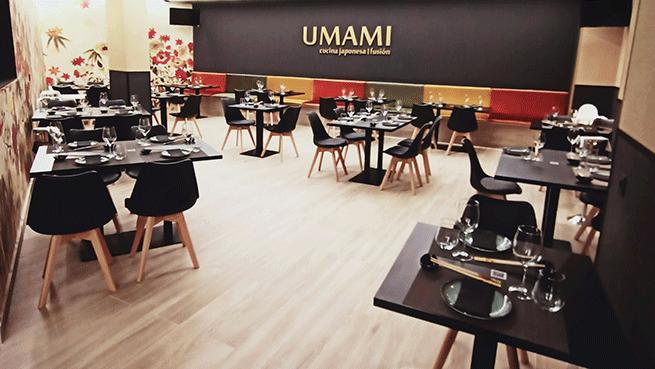 Umami Cocina Japonesa: menú degustación