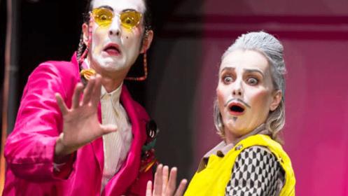 Teatro infantil: El traje nuevo del emperador (9 may)