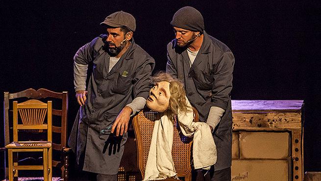 Juego de Sillas de Cal Teatre (23 may)