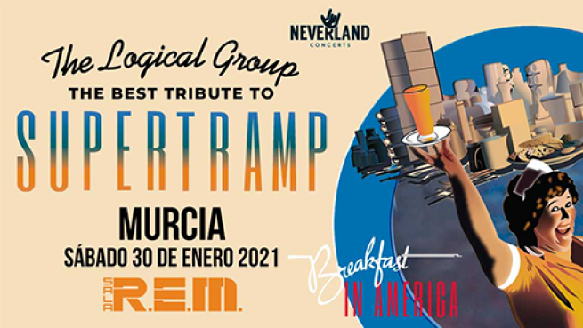 The Logical Group: concierto tributo a Supertramp (30 ene)