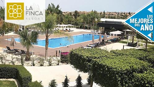 Escapada romántica para 2 a La Finca Golf & Spa Resort 5*