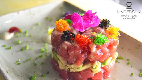 La Manga Club: menú degustación en Undersun Restaurant Lounge