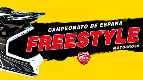 Entradas Campeonato de España de Freestyle Motocross en Murcia (19 oct.)