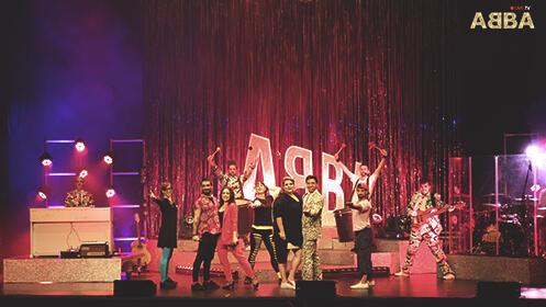 "Musical ""ABBA LIVE TV"""