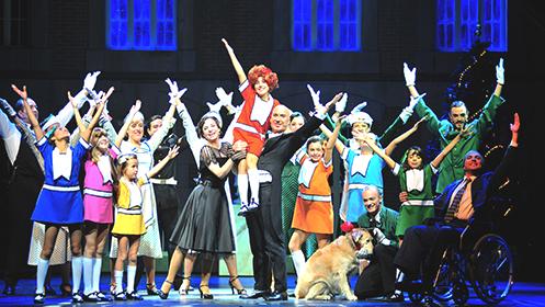 Annie El Musical llega a Murcia (1, 2 y 3 nov)