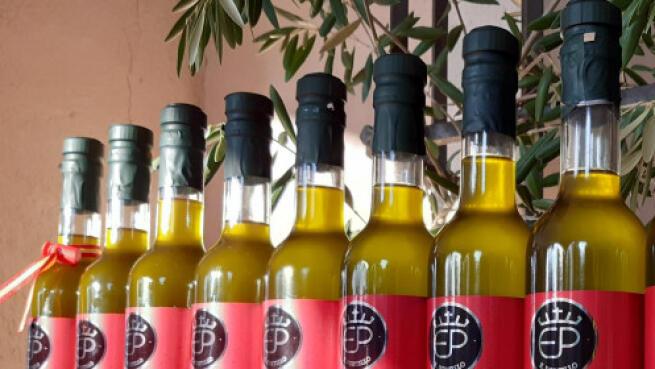 8 botellas Aceite de Oliva Virgen Extra Selección Cosecha Temprana (Jaén)