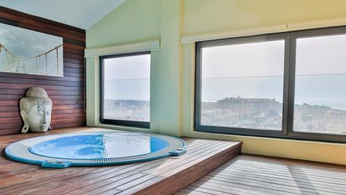 Hotel 525: Escapada para 2 con desayuno buffet y Spa ilimitado