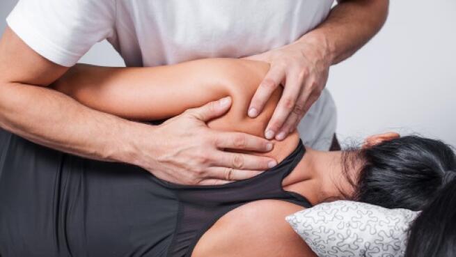 Sesión de fisioterapia con 4 opciones a elegir