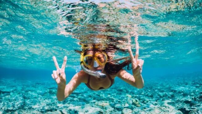 Cabo de Palos: ruta en Kayak y snorkel para 2