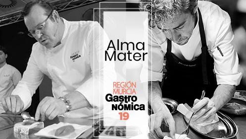 Pablo González y AlmaMater en Región de Murcia Gastronómica (10 nov)