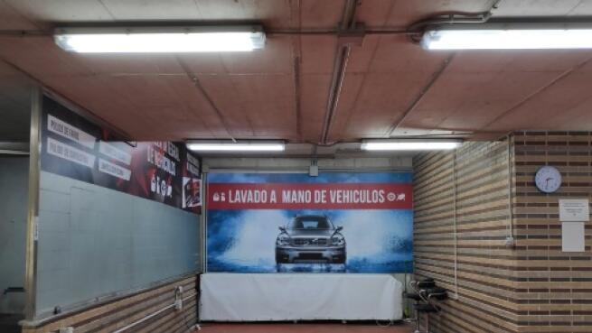 Wewash Murcia: restauración de faros en una hora