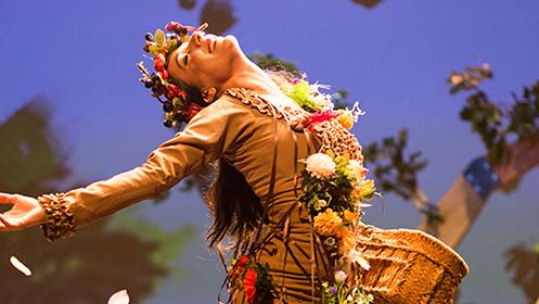 XXVII Cumbre Flamenca de Murcia: El árbol con alas (23 feb)