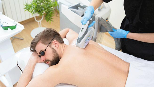 8 sesiones de fotodepilación IPL unisex en zona a elegir o cuerpo entero