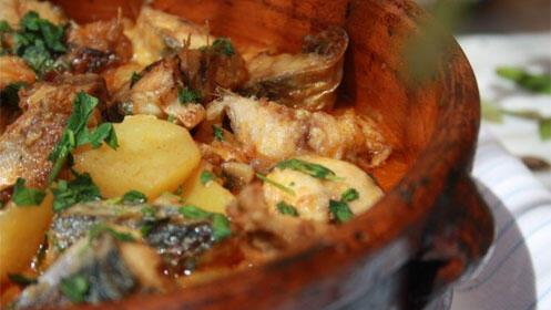 Taller: La cocina del Molino del Río